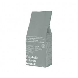 Fugabella Color 18 3kg 15564 Kerakoll Stucco per fughe