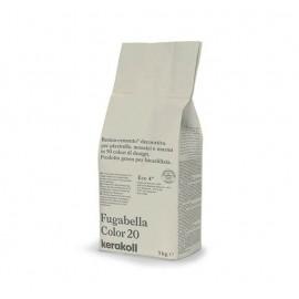 Fugabella Color 20 3kg 15568 Kerakoll Stucco per fughe