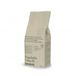 Fugabella Color 25 3kg 15578 Kerakoll Stucco per fughe