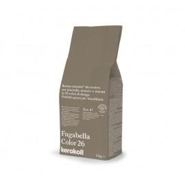 Fugabella Color 26 3kg 15580 Kerakoll Stucco per fughe