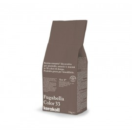 Fugabella Color 33 3kg 15594 Kerakoll Stucco per fughe