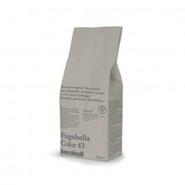 Fugabella Color 43 limestone 3kg 15616 Kerakoll Stucco per fughe