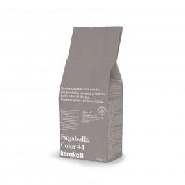 Fugabella Color 44 tortora 3kg 15618 Kerakoll Stucco per fughe