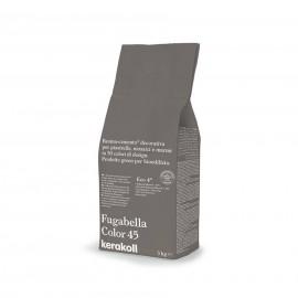 Fugabella Color 45 3kg 15620 Kerakoll Stucco per fughe