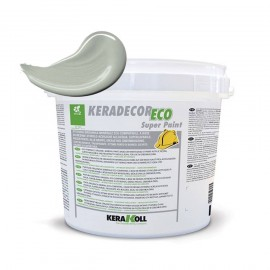 Keradecor Eco Super Paint 4 lt colore Tranquil Dawn Kerakoll