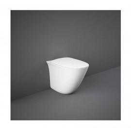 WC Filo Muro Rimless Scarico Parete & Terra Sensation Rak Ceramics