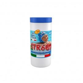 Cloro in polvere per piscine 1,2 kg STR 60