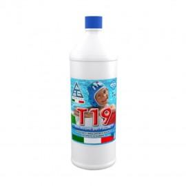 Antialghe liquido per piscine 1 lt T19