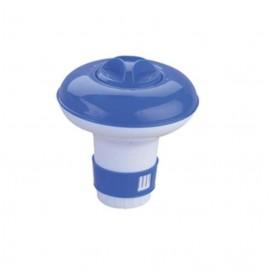 Dosatore galleggiante di cloro Mini per piscine