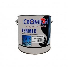 Smalto Di Finitura Al Ferro Micaceo 2,5 lt Alluminio Fermic 550 Italcrom Cromion