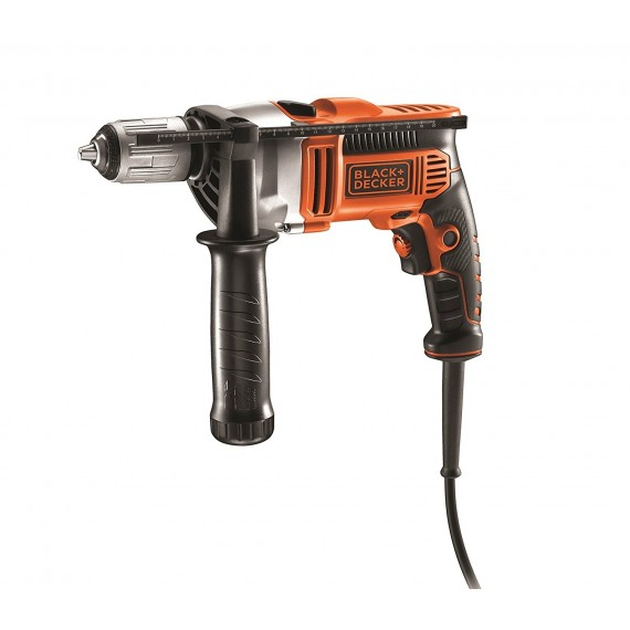 Trapano a percussione 750W Black and Decker KR705K-QS