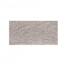 Piastrella grès porcellanato 15 x 30 cm effetto roccia Ardesia Tortora 1619 Ceramiche San Nicola