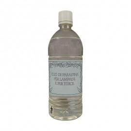 Olio di paraffina per torce e lampade 1 lt