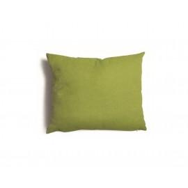 Cuscino quadrato da salotto 43x43 cm Tulipano Verde