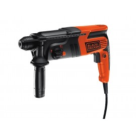 Martello tassellatore e scalpellatore 550W – 1,6 J Black and Decker KD885KC-QS