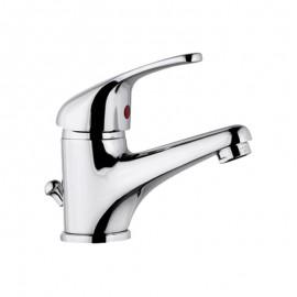 Miscelatore lavabo cromato scarico con piletta 1' 1/4 Oioli serie Venezia