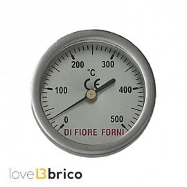 Termometro per forno 0-500 °C da 5 cm Di Fiore Forni