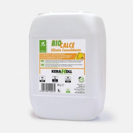 Fissativo consolidante Kerakoll Biocalce Silicato Consolidante 5 lt 12447