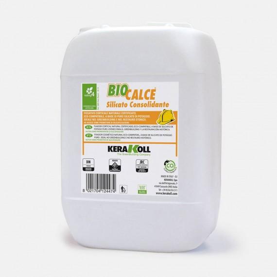 Fissativo consolidante Kerakoll Biocalce Silicato Consolidante 10 lt 12448