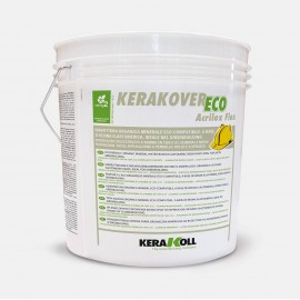 Kerakover Eco Acrilex Flex 14 lt bianco Kerakoll Idropittura per calcestruzzo