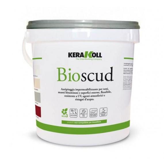 Bioscud 5 kg grigio Kerakoll Antipioggia impermeabilizzante per impermeabilizzazioni e/o incapsulamento amianto