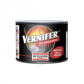 Vernice nera alta temperatura 500 ml Vernifer Arexons