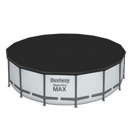 Piscina montabile rotonda 488x122 cm Bestway Steel Pro Max 5612Z