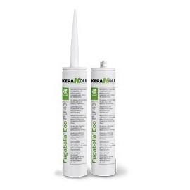 Sigillante per giunti di dilatazione-deformazione Kerakoll Fugabella Eco Pu 40 310 ml grigio ferro 50009 04