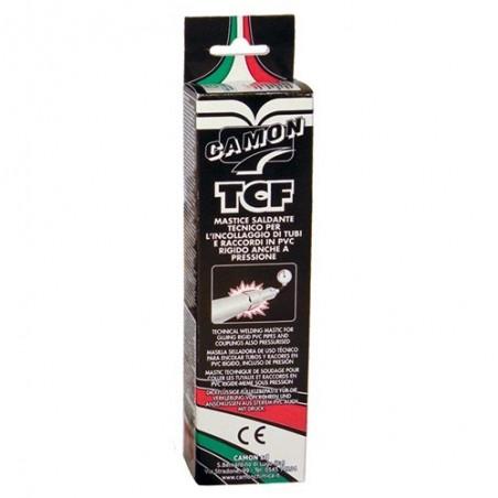 Collante per tubi e raccordi in pvc Camon TCF 125 gr 085200