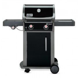 Weber Spirit E220 Original Barbecue A Gas 2 Fuochi E Fornello Laterale GBS