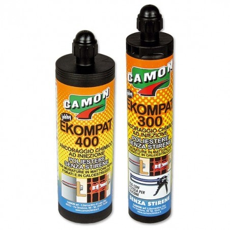 Ancorante chimico ad iniezione Camon JOBBY EKOMPACT 300 ml 330377