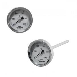Termometro Sonda Lunga 20 Cm Per Forni E Barbecue 500 °C