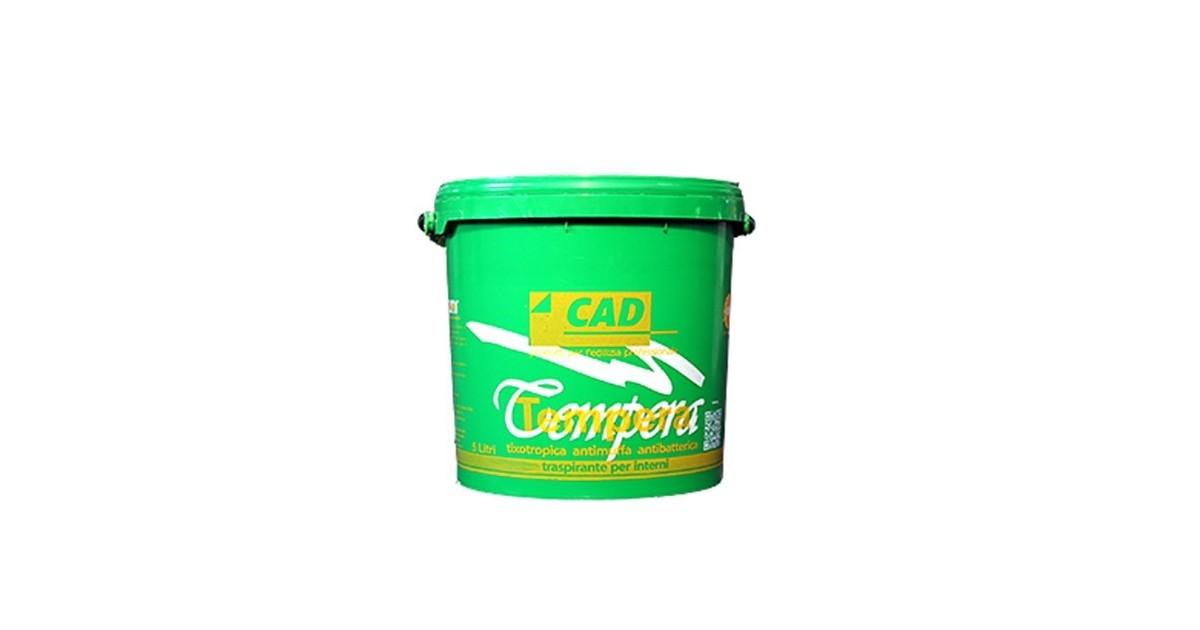 Tempera Cad 5 lt xxxxx bianco