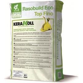 Rasante Kerakoll Rasobuild Eco Top Fino 25 kg 12047 bianco