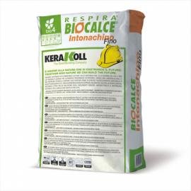 Rasante Kerakoll Biocalce Intonachino Fino 25 kg 11027