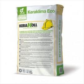 Collante & Rasante per pannelli termoisolanti Kerakoll Keraklima Eco 25 kg 05297 bianco