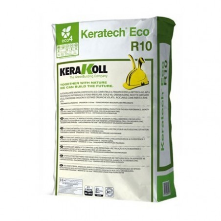 Autolivellante per interni Kerakoll Keratech Eco R10 25 kg 01557