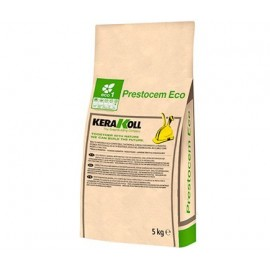 Cemento a presa ultra rapida Kerakoll Prestocem Eco 5 kg 10189