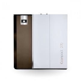 Caldaia A Pellet 25 kW Klover Ecompact 270 Riscaldamento Impianto (PREZZO TRATTABILE)