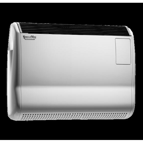 Radiatore a gas stufa convettiva 5000 W Fondital modello GAZELLE TECHNO CLASSIC GDIT511CL2 gpl con orologio giornaliero