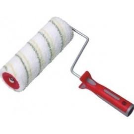 Rullo in tessuto microfibra antisolvente per pittura Ø 48 mm x 10 cm