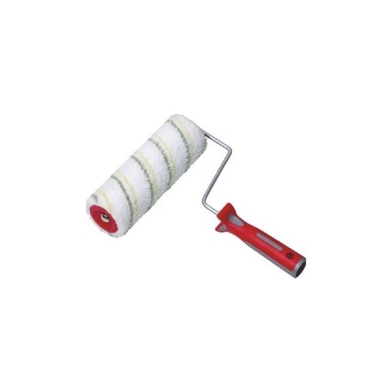 Rullo in tessuto microfibra antisolvente per pittura Ø 48 mm x 20 cm