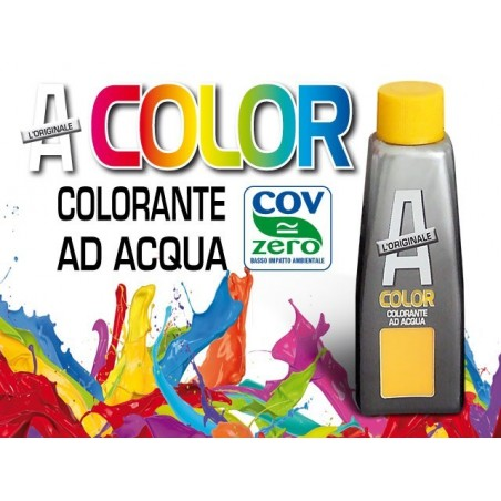 Colorante universale per idropitture 45 ml Acolor 03 blu