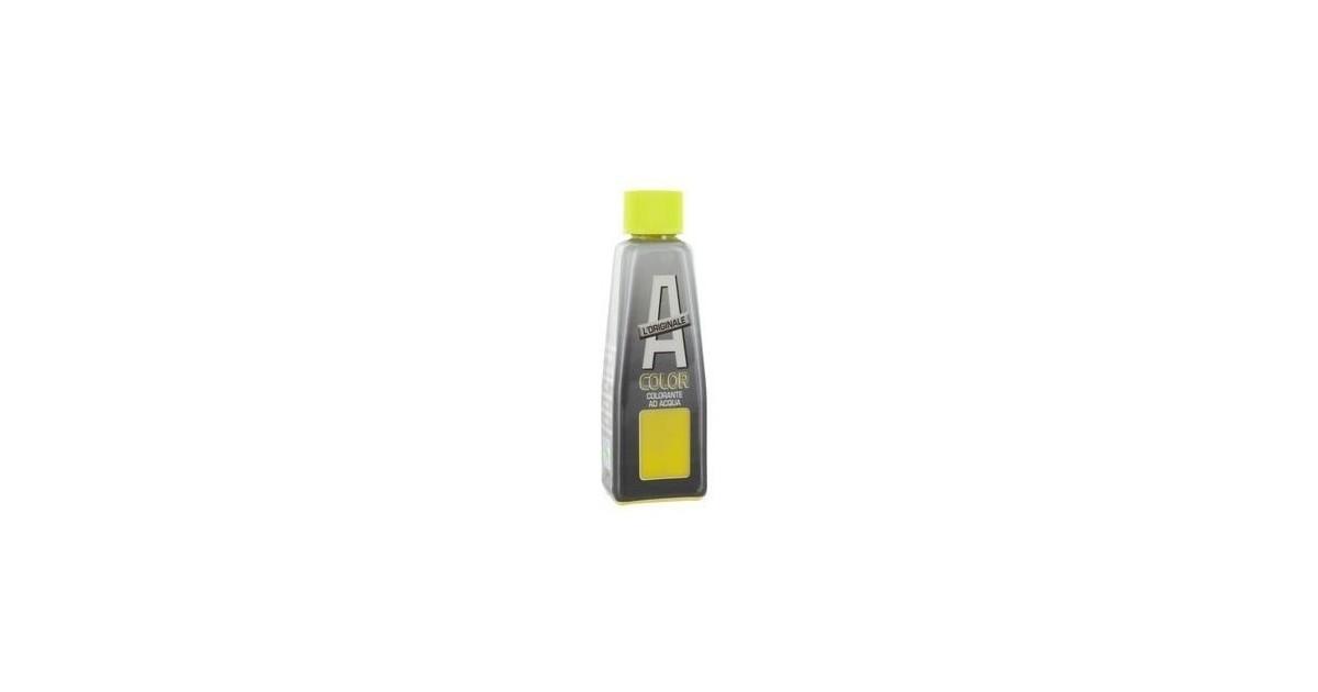 Colorante universale per idropitture 45 ml Acolor 09 giallo limone