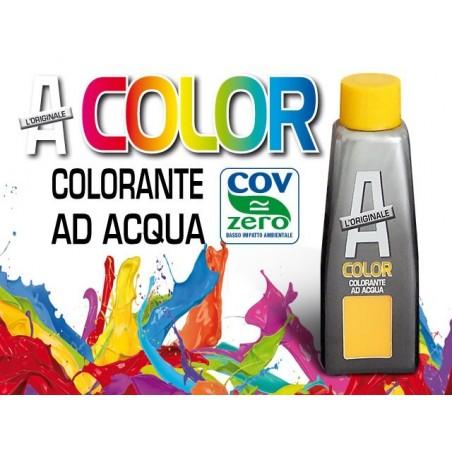 Colorante universale per idropitture 45 ml Acolor 16 rosso amaranto