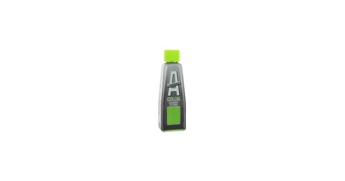 Colorante universale per idropitture 45 ml Acolor 17 verde mela