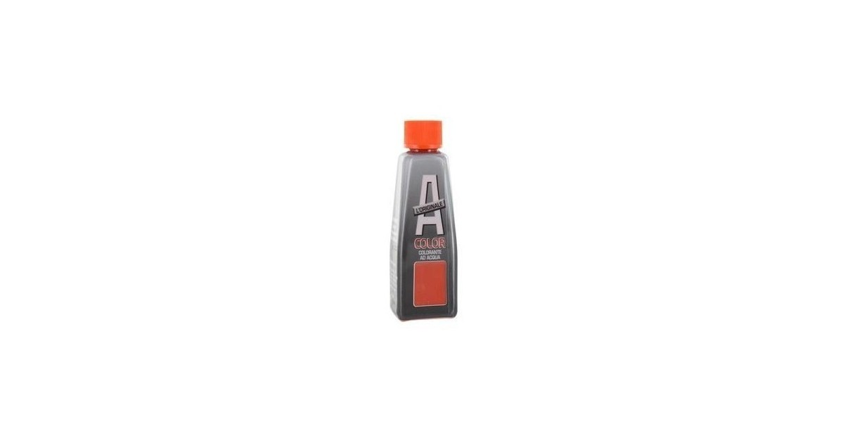 Colorante universale per idropitture 45 ml Acolor 18 corallo