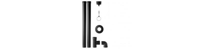 Tubi e accessori per stufe a pellet - Lovebrico.com