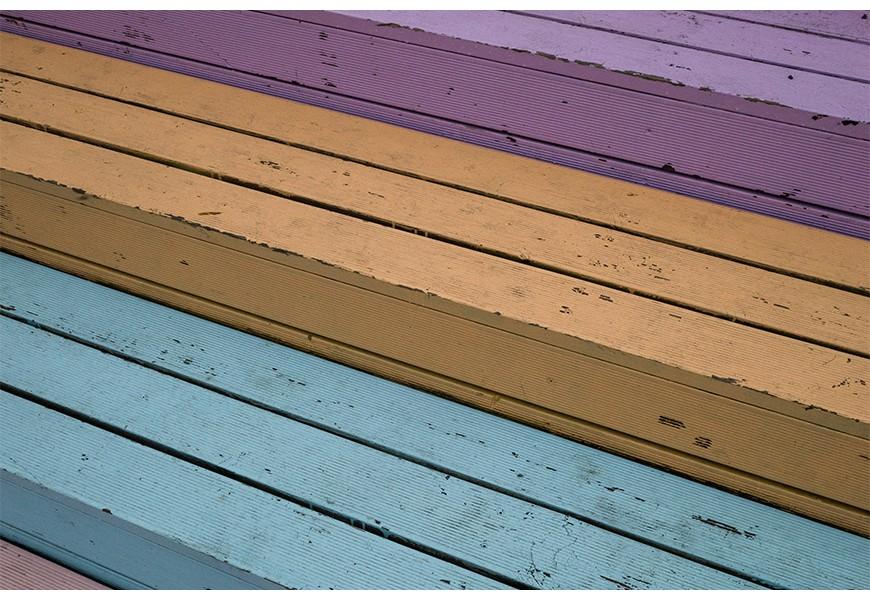Come verniciare il legno esterno: ciclo applicativo